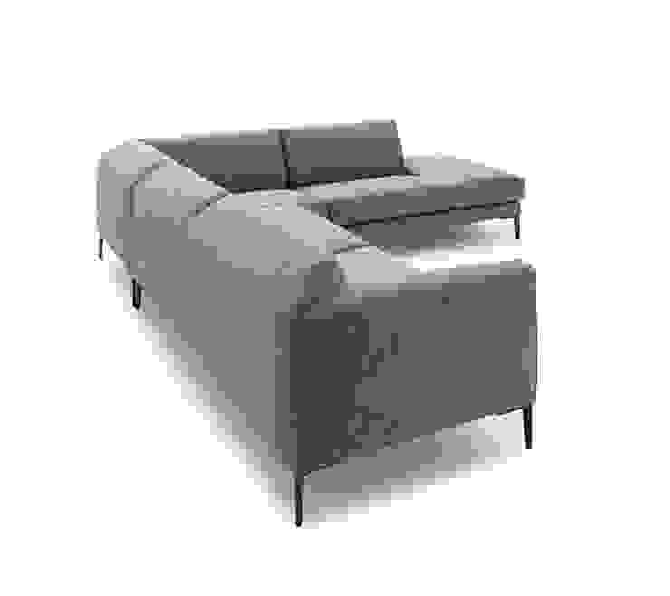 Fold, aanbouwprogramma, design: Roderick Vos: modern  door Pode, Modern Textiel Amber / Goud