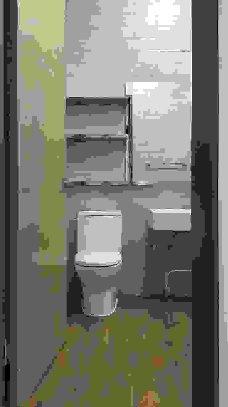 파주 메종 드 유유 모던스타일 욕실 by Douglas Minkkinen by Modena Design 모던