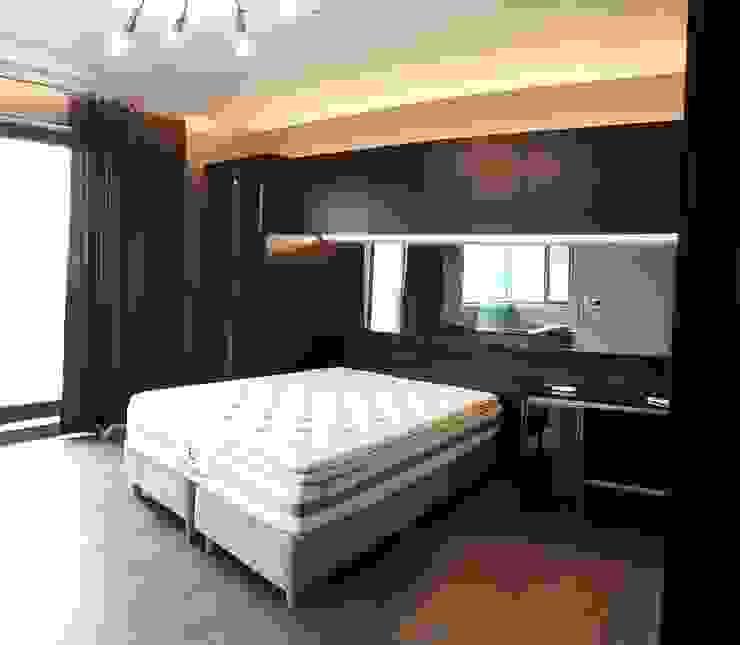 파주 메종 드 유유 모던스타일 침실 by Douglas Minkkinen by Modena Design 모던