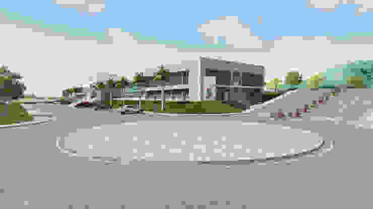 IFMT – Barra do Garças /MT Escolas modernas por ABRANGENTE ENGENHARIA LTDA Moderno