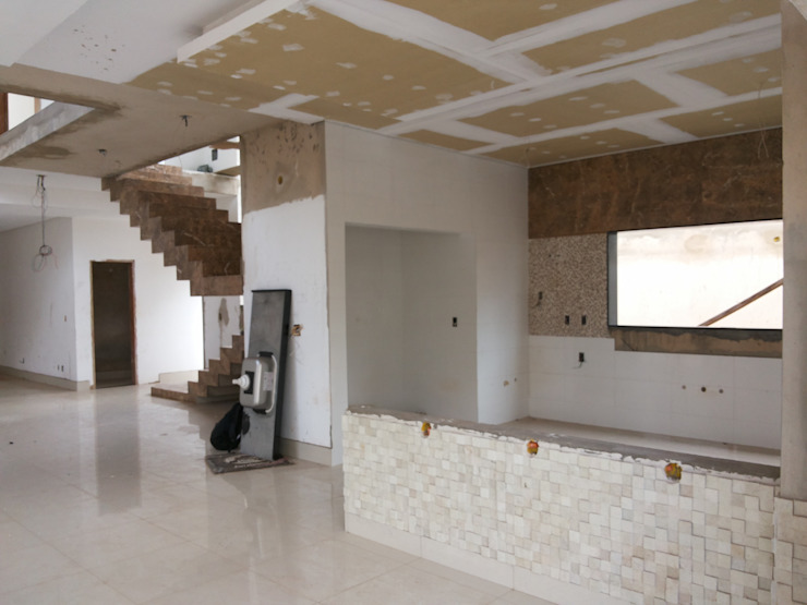 casa moderna por Renata Prata Studio
