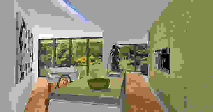 Villa Rijsbergen Moderne keukens van Schneijderberg Architectuur & Design Modern
