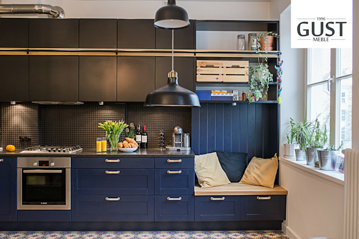 eclectic  by GUST MEBLE, Eclectic Wood Wood effect