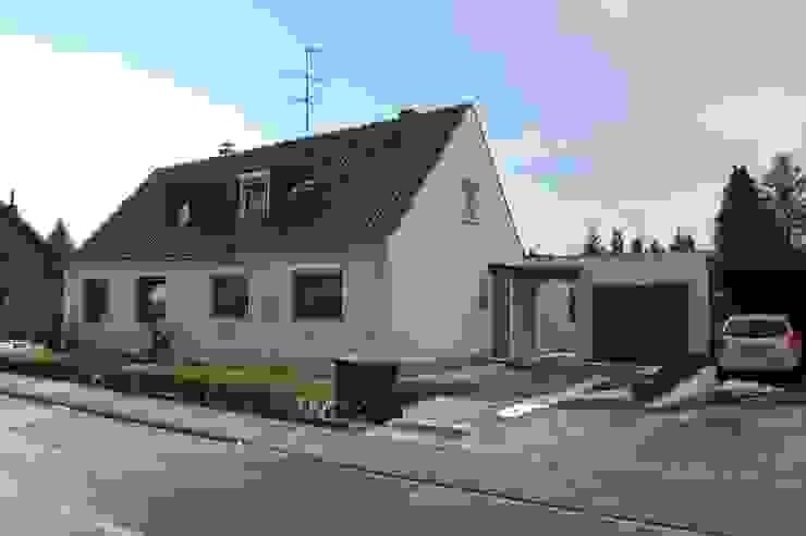 Maisons rustiques par 2kn architekt + landschaftsarchitekt Thorsten Kasel + Sven Marcus Neu PartSchG Rustique Pierre