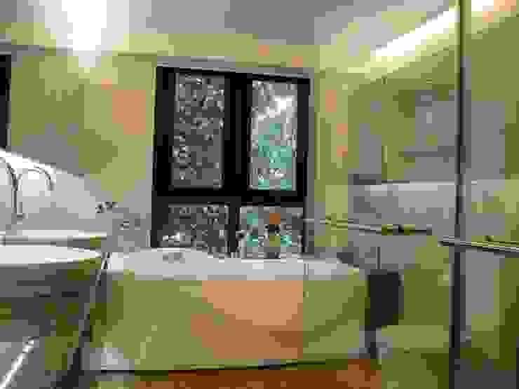 浴室 根據 云鼎設計/陳柏壽建築師事務所 簡約風