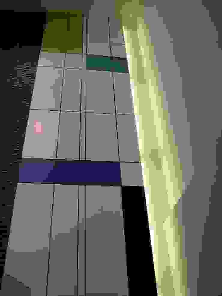 室內梯 根據 云鼎設計/陳柏壽建築師事務所 北歐風