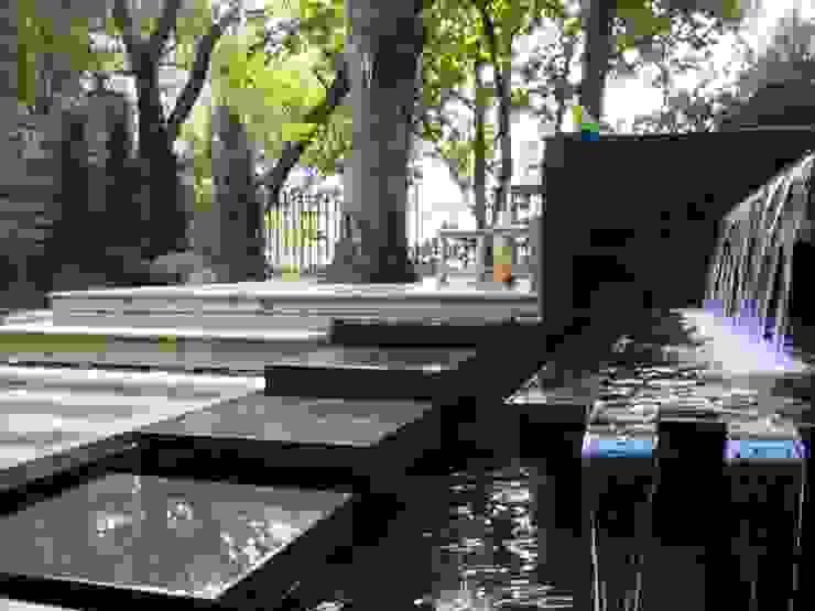 景觀庭園 根據 云鼎設計/陳柏壽建築師事務所 現代風
