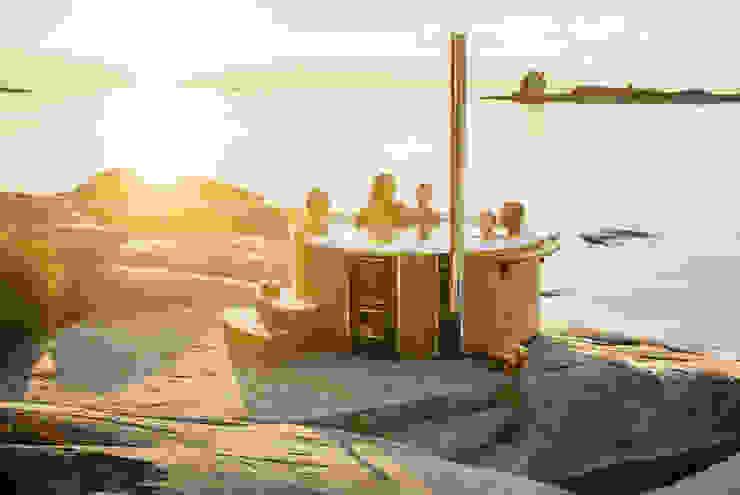 Skargards Rojal Scandinavische zwembaden van Skargards Hot Tubs NL Scandinavisch