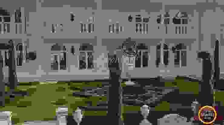  Landscape design by Katrina Antonovich Classic style houses by Luxury Antonovich Design Classic