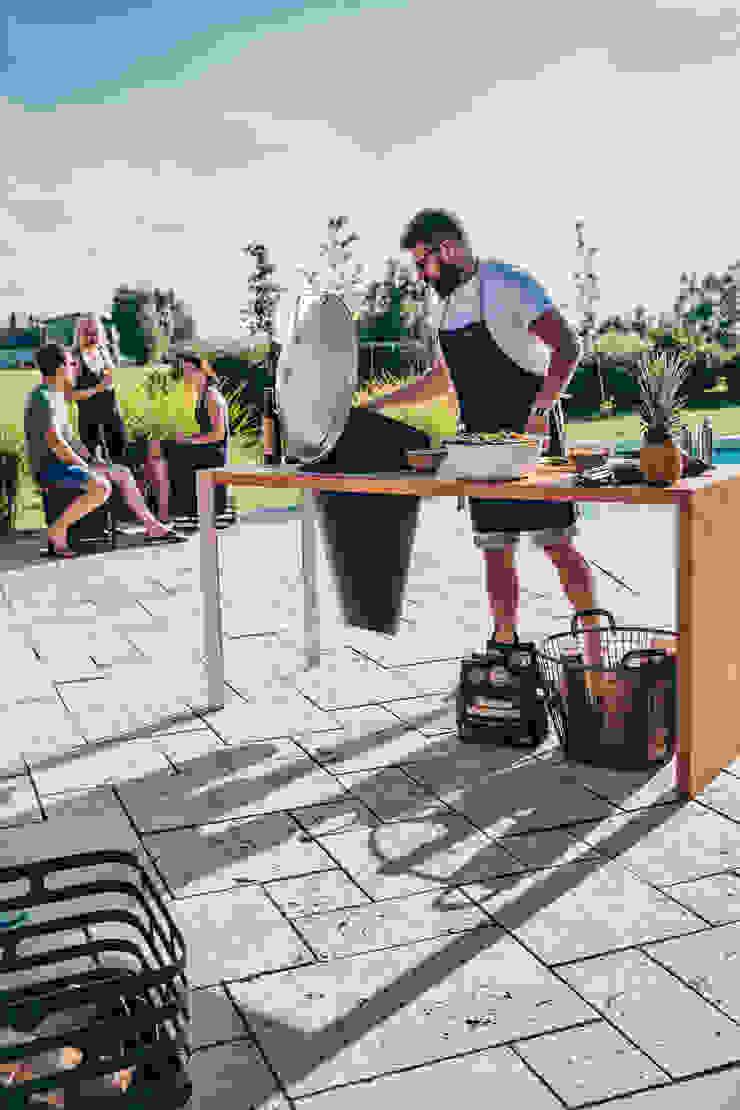 Jardines de estilo minimalista de höfats GmbH Minimalista