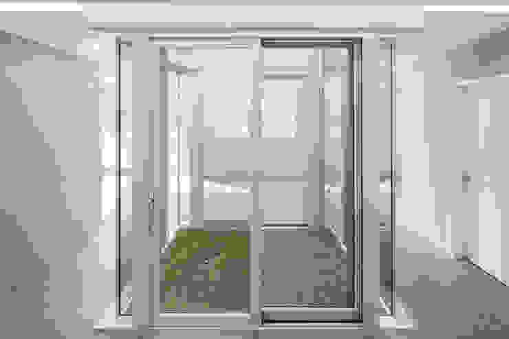 폴리하우스 Poly House 모던스타일 거실 by 건축농장 Farming Architecture 모던