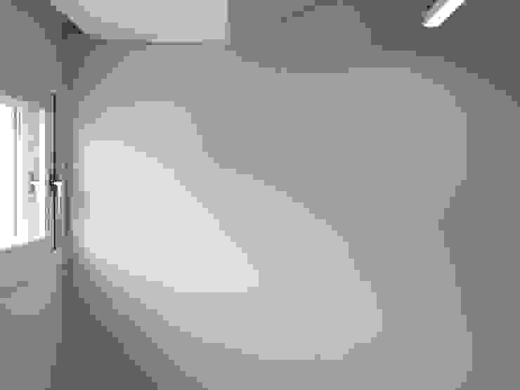 운중동 주택 모던스타일 거실 by 원더 아키텍츠 / Wonder Architects 모던