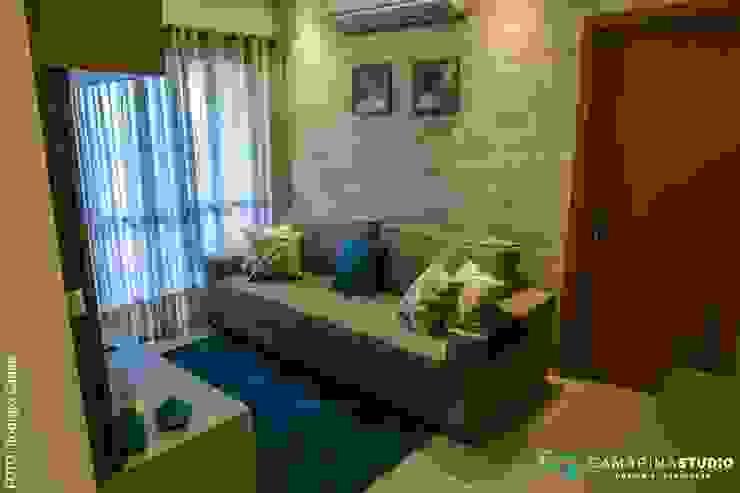 Camarina Studio Living room
