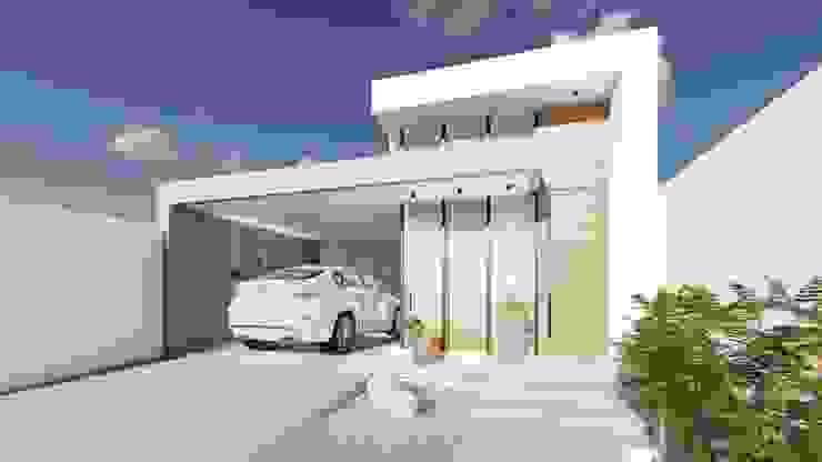 房子 by Rodrigo Macêdo Arquitetura