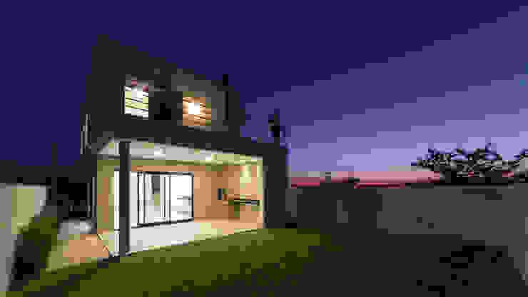 Casa SG: Casas  por Taguá Arquitetura