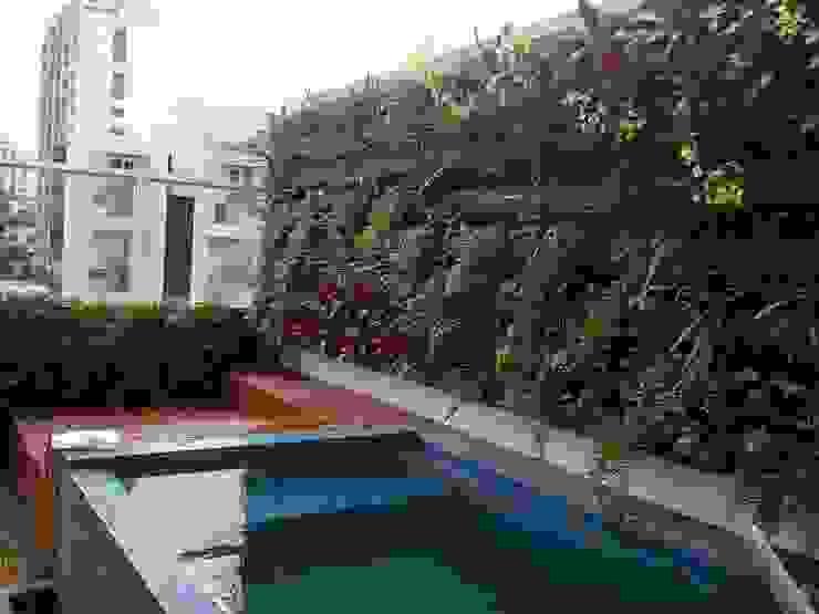 jardim vertical Edu Leal Paisagismo Jardins modernos