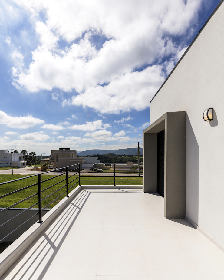 SG House Taguá Arquitetura Patios & Decks