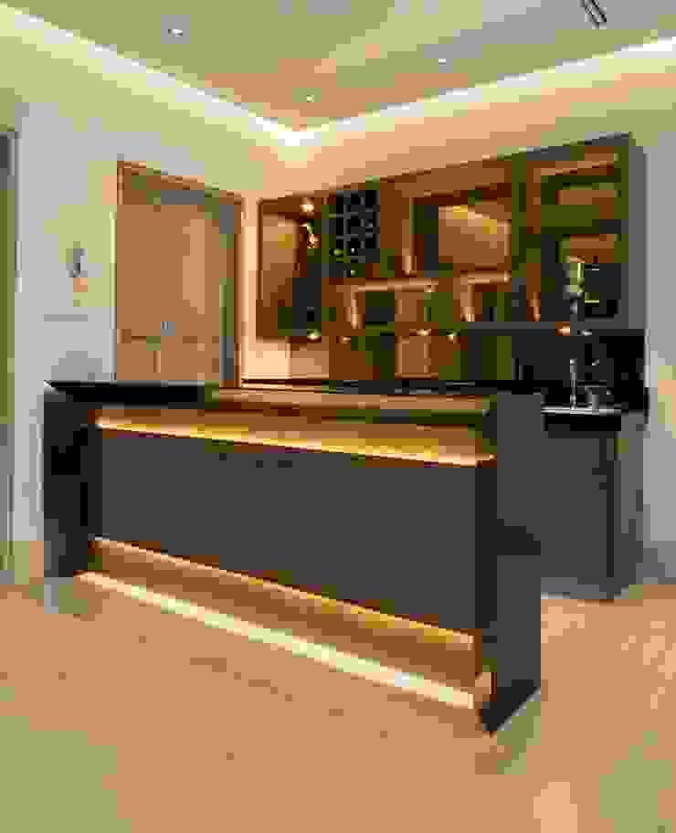 Rousseau Arquitectos 酒窖