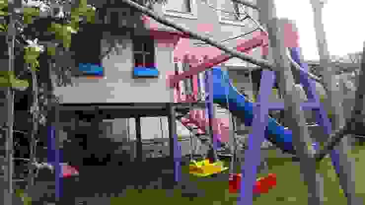 Ağaç Ev Bersa İç ve Dış Ticaret Ltd. Şti. Kırsal/Country Ahşap Ahşap rengi