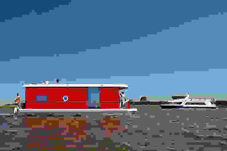 Floating Architecture Cruiser büro13 architekten Moderne Häuser