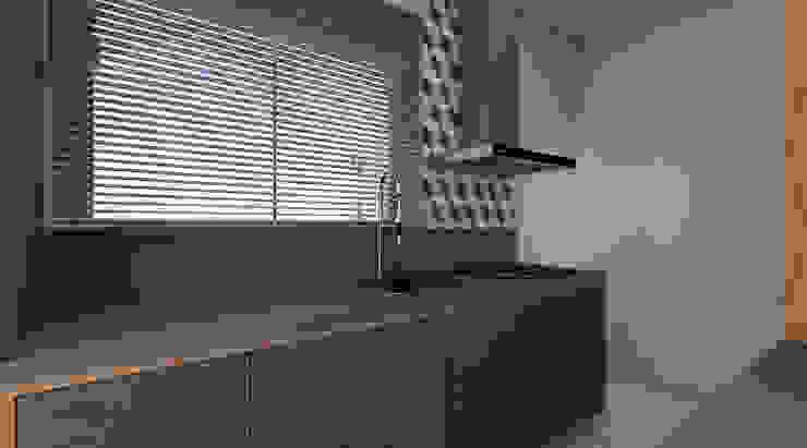 Moderne Küchen von Espaco AU Modern