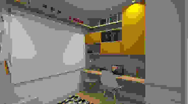 Moderne Arbeitszimmer von Espaco AU Modern