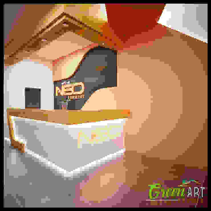 Neo Fitness Pekanbaru Oleh GreenArt Studio
