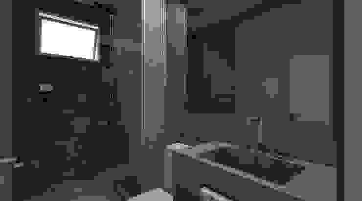حمام تنفيذ Espaco AU, حداثي