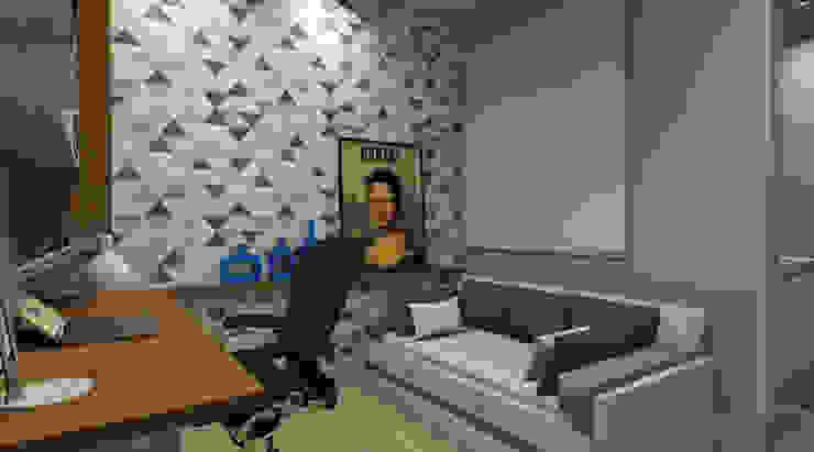 Espaço AU Study/office