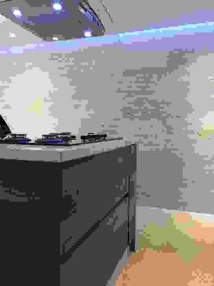 Proyecto Cocina Optima+ Vanguardia Nebraska de Grupo Madea Minimalista Compuestos de madera y plástico