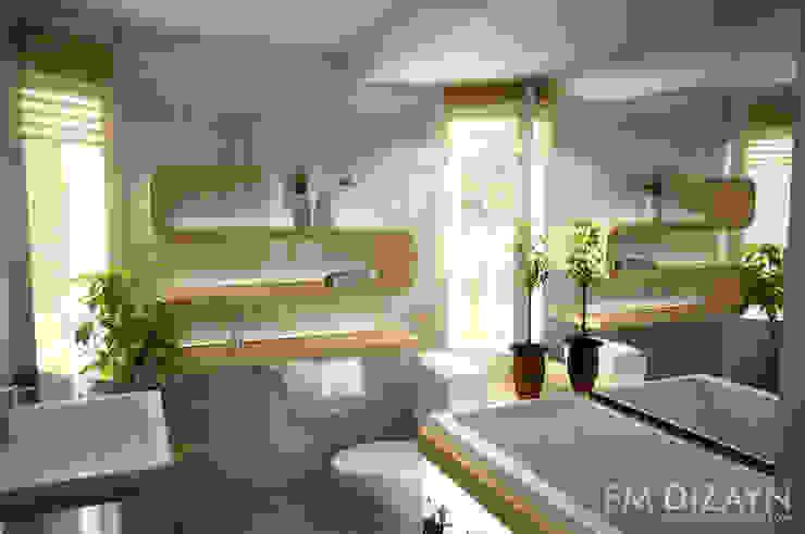Kamar Mandi Modern Oleh F&M Dizayn - Mobilya & Dekorasyon Modern