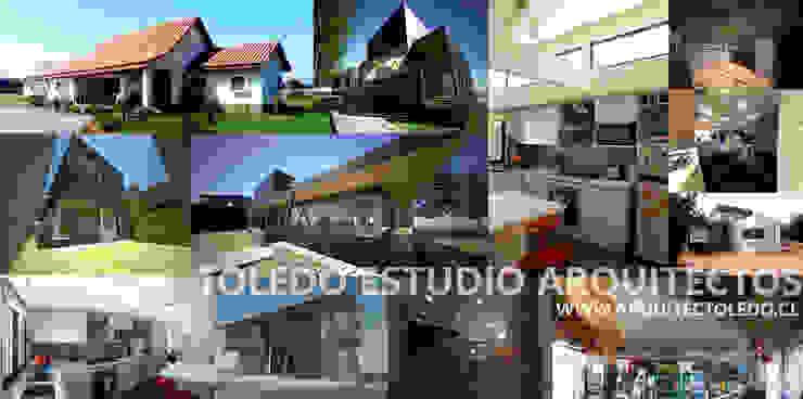 portada Casas estilo moderno: ideas, arquitectura e imágenes de Toledo estudio Arquitectos Moderno