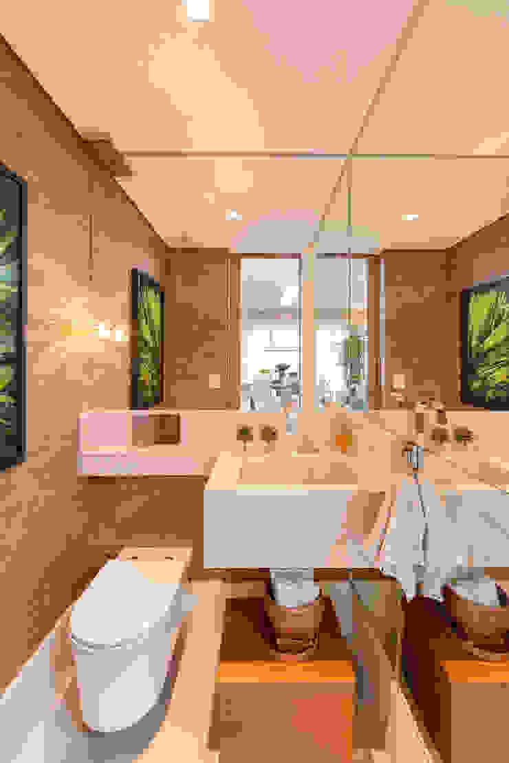 Izilda Moraes Arquitetura ห้องน้ำ