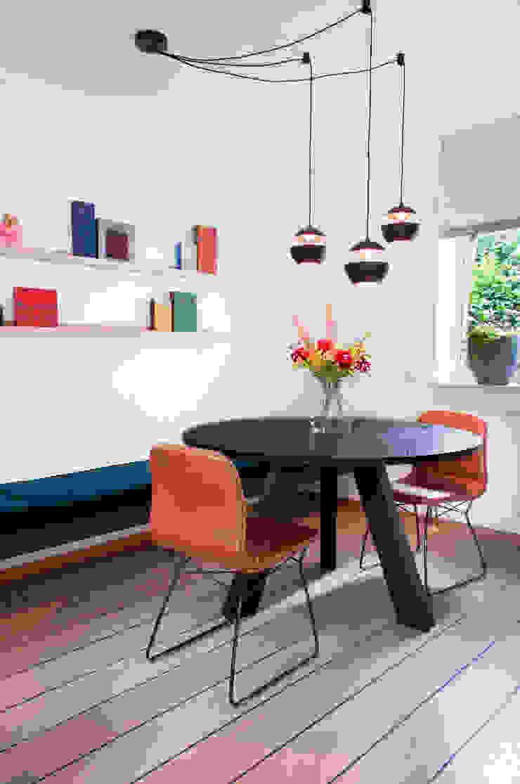 IJzersterk interieurontwerp Phòng khách
