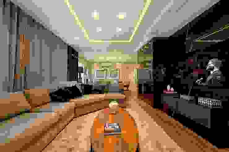 LIVING AUTONOMA Salas de estar modernas
