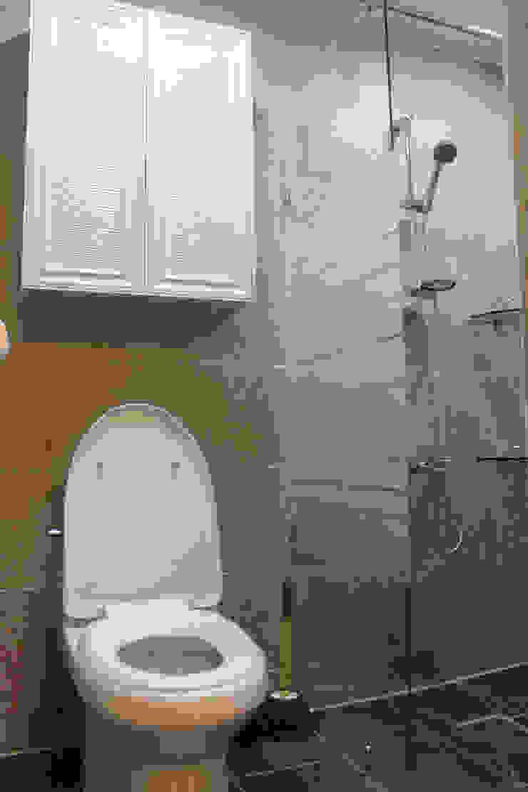 욕실인테리어 모던스타일 욕실 by 빅터인디자인그룹 모던 타일