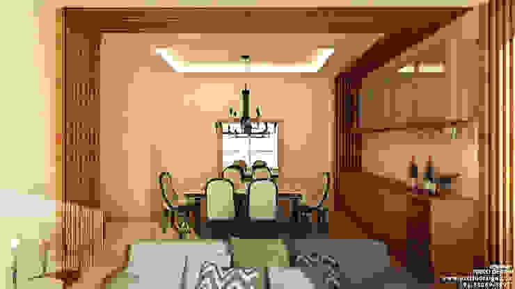 Dining Room Modern dining room by Pixilo Design Modern