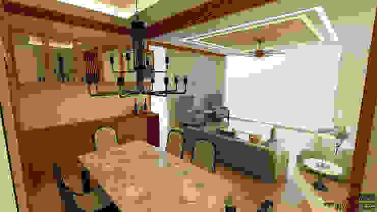 Dining Room Pixilo Design Modern dining room