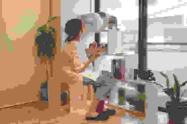 猫家具ニャンド NYAND SHELF - ROOT: &lodge inc. / 株式会社アンドロッジが手掛けた現代のです。,モダン