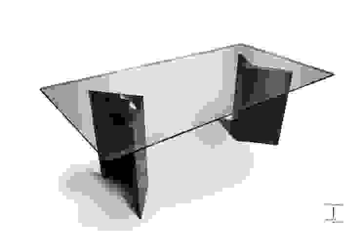 HUALAPAI - Mesa moderna (tablero de vidrio) de GONZALO DE SALAS Moderno