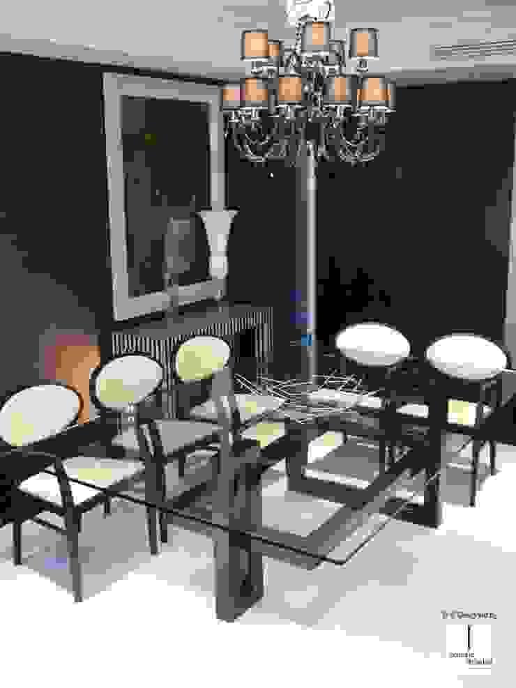 IOS - Mesa moderna (tablero de vidrio) de GONZALO DE SALAS Moderno