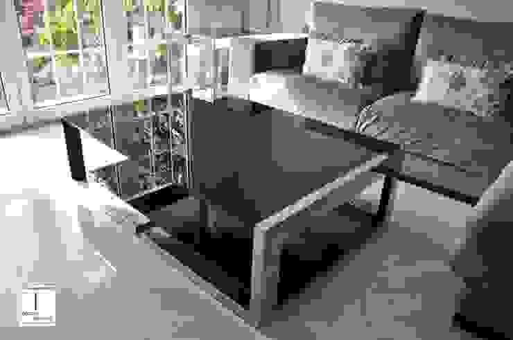 DEMI BLACK - Mesa de centro moderna de GONZALO DE SALAS Moderno