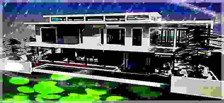 RDA's Home โดย iamarchitex