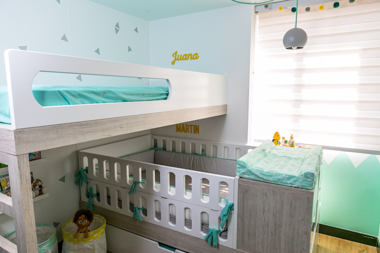 Quarto infantil  por Little One