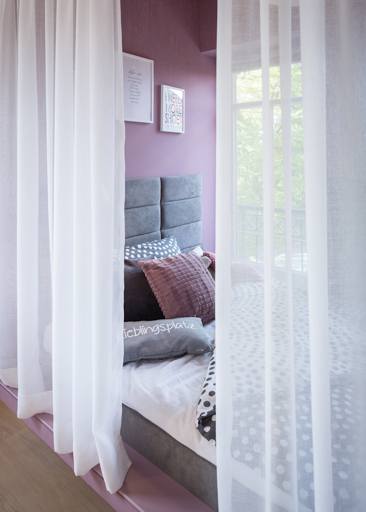 schulz.rooms Dormitorios infantiles de estilo moderno