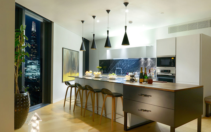 Kitchen Dapur Minimalis Oleh Graham D Holland Minimalis