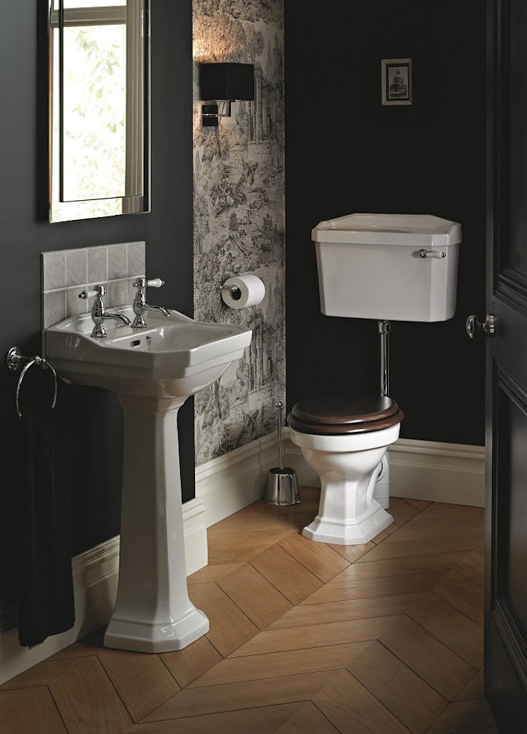 Granley suite Classic style bathroom by Heritage Bathrooms Classic