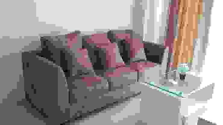 Interior Apartemen 2 Bedroom Kalibata City Oleh CV TRIDAYA INTERIOR Klasik