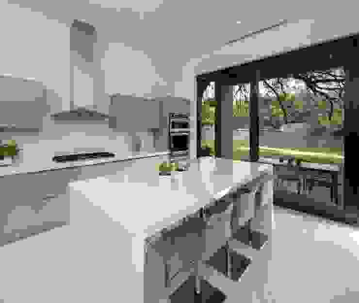 COCINA Cocinas modernas de Rousseau Arquitectos Moderno