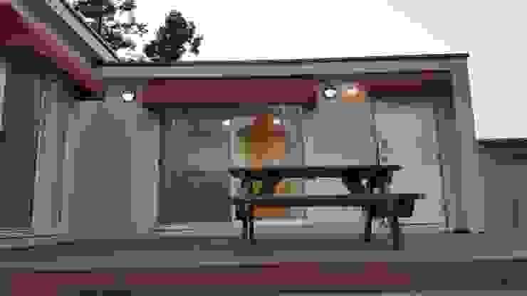 제주도에 설치한 모듈러주택(이동식주택) 스마트하우스 by 스마트하우스